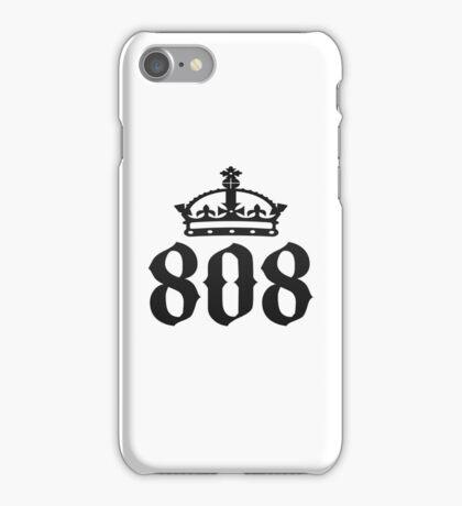 Royal 808 iPhone Case/Skin