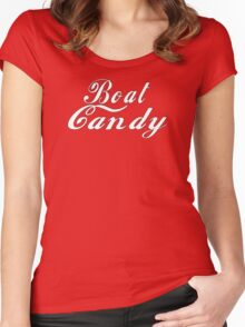 Boat Candy Women's Fitted Scoop T-Shirt