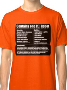 Robotic Humanoid (tm) Classic T-Shirt