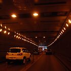 Queens Midtown Tunnel - Queens by John Schneider