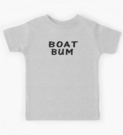 Boat Bum Kids Tee