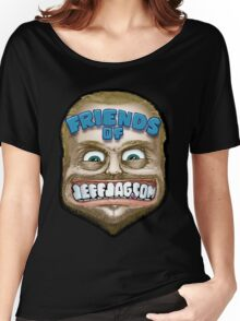 Friends of JeffJag.com - 2011 Edition Women's Relaxed Fit T-Shirt