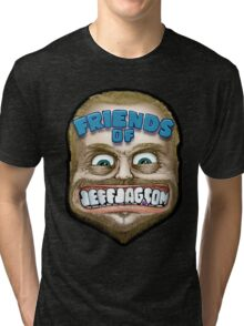 Friends of JeffJag.com - 2011 Edition Tri-blend T-Shirt