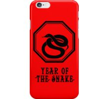 Chinese Year of the Snake iPhone 4 Cover iPhone Case/Skin