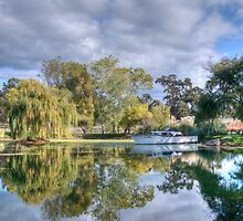Winery Pond by Agro Films