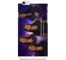Jacob Mark Pitts iPhone Case/Skin