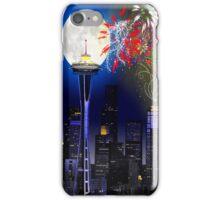 Seattle Skyline IPhone Case iPhone Case/Skin