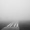 Fog on the Runway by Adrian Young