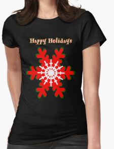 Snowflake T-Shirt/Hoodie/Sticker/IPhone Case T-Shirt