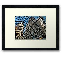 Downtown San Francisco, California Framed Print