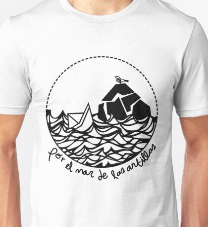 paper boat Unisex T-Shirt