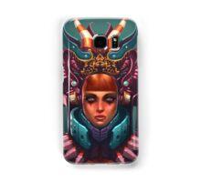 Rashah Queen Portrait Samsung Galaxy Case/Skin
