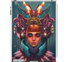 Rashah Queen Portrait iPad Case/Skin
