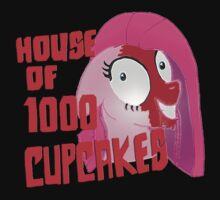 House of 1000 Cupcakes by Christian the Magician