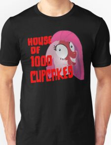 House of 1000 Cupcakes Unisex T-Shirt
