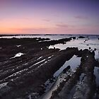 Moss Beach Rock Formations by Matt Hanson