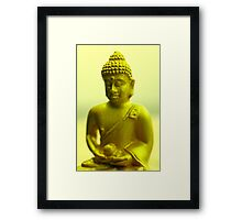 Glaube Framed Print