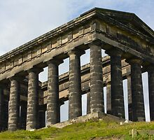 Penshaw Monument by stay-focussed