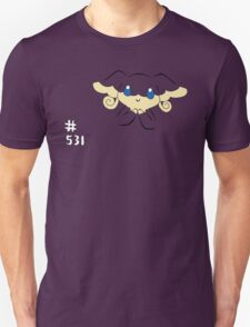 Pokemon 531 Audino T-Shirt