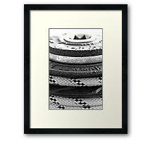 Winsch Framed Print