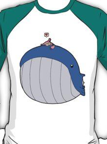 HSOWA- Skitty Loves Wailord T-Shirt