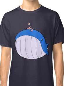 HSOWA- Skitty Loves Wailord Classic T-Shirt