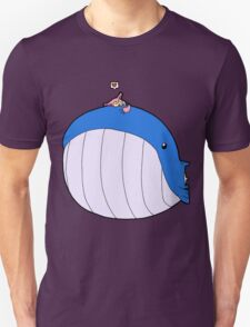 HSOWA- Skitty Loves Wailord T-Shirt