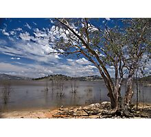 Gum On The Water Photographic Print