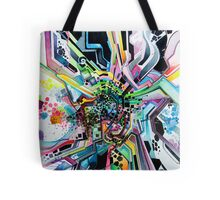 Technicavity - Watercolor Painting Tote Bag