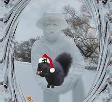 """ღ。* ˛˚ ♥ 。✰˚* ˚ ★ღ HAVE YOURSELF A MERRY LITTLE CHRISTMAS ~""""Well its just you and me and my walnuts""""ღ。* ˛˚ ♥ 。✰˚* ˚ ★ღ by ✿✿ Bonita ✿✿ ђєℓℓσ"""