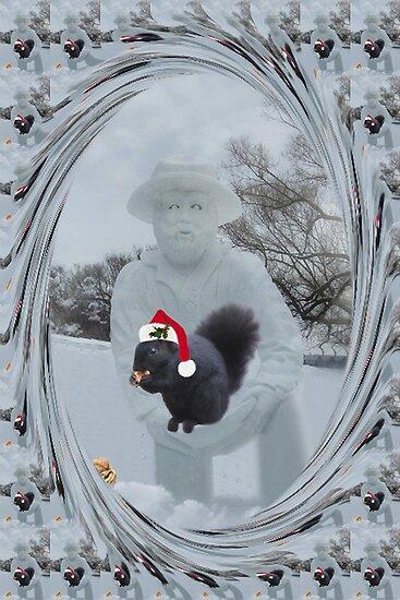 """ღ。* ˛˚ ♥ 。✰˚* ˚ ★ღ HAVE YOURSELF A MERRY LITTLE CHRISTMAS ~""""Well its just you and me and my walnuts""""ღ。* ˛˚ ♥ 。✰˚* ˚ ★ღ by ╰⊰✿ℒᵒᶹᵉ Bonita✿⊱╮ Lalonde✿⊱╮"""