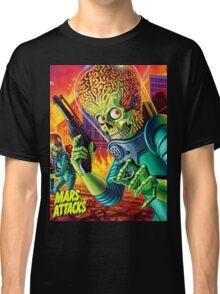 Mars Attack Classic T-Shirt