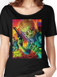 Mars Attack Women's Relaxed Fit T-Shirt
