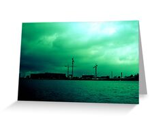 Boat Trip Greeting Card
