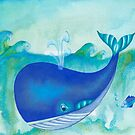 whale by emmz
