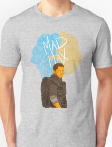 "Tom Hardy ""Mad Max"" (Transparent) T-Shirt"