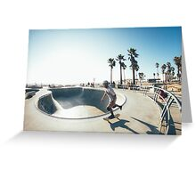 Venice - CA Greeting Card
