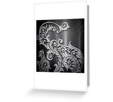 B&W Lux Greeting Card