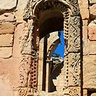 Romanesque Window by Anne Hargreaves
