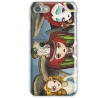 Tea Party iPhone Case/Skin