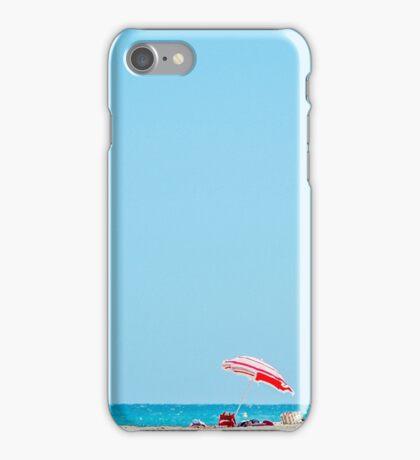The Abandoned Umbrella iPhone Case/Skin