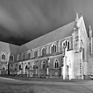 St Patrick's Cathedral Toowoomba SE Qld Australia by Beth  Wode