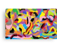 Color Riot Canvas Print