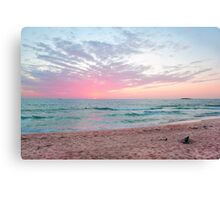 11-11-11 Sunrise Canvas Print