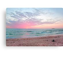 11-11-11 Sunrise Canvas Print