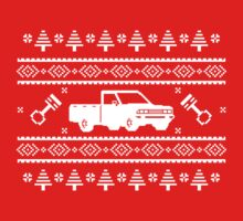 Datsun 720 Ugly Sweater Kids Clothes