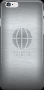 Universal Exports by Alisdair Binning