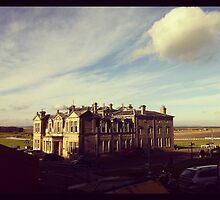 St. Andrews, Scotland by vbarcellona