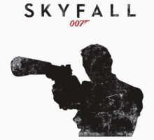 James Bond Skyfall b by Zoe Toseland