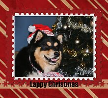 Christmas Card No 4 by FLCV